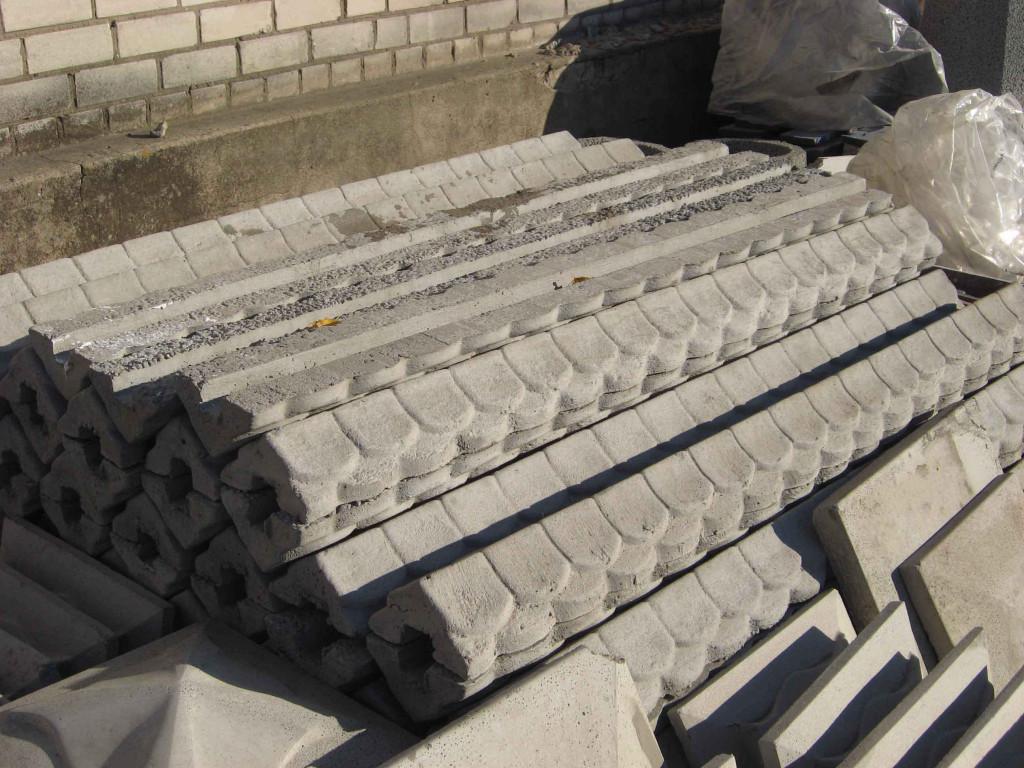 Предназначение бетона может быть самым широким, в том числе, бетон используется и для декоративных работ.