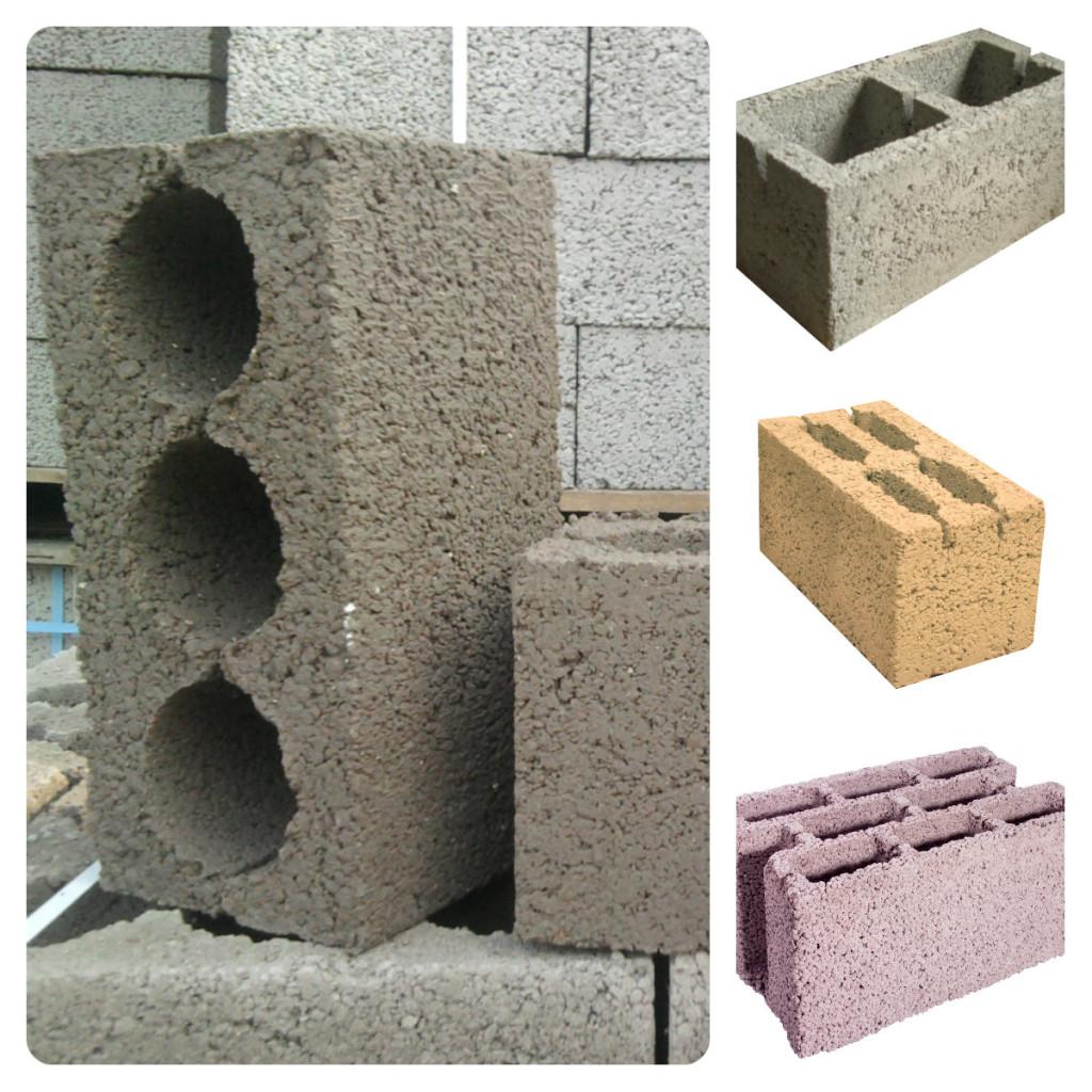 Существует множество разновидностей керамзитобетонные блоков, которые различаются между собой формой, размерами и пазами.