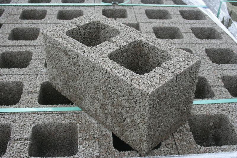 Покупка керамзитобетонных блоков в Рязани